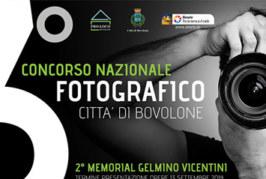 Concorso nazionale fotografico città di Bovolone – Scadenza 13 Settembre 2014