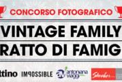 Concorso Fotografico Vintage Family – Ritratto di famiglia – Scadenza 07 Settembre 2014