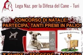 Concorso fotografico della Lega del Cane sez. di Turi – Scadenza 20 Dicembre 2014