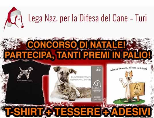 Lega Nazionale per la difesa del cane Sez. Turi