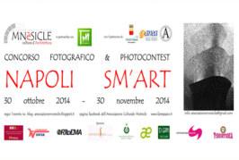 Concorso Fotografico Napoli Sm'Art – Scadenza 30 Novembre 2014