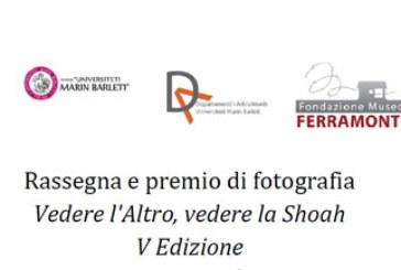 Premio Fotografico Vedere l'Altro, vedere la Shoah – Scadenza 20 Gennaio 2015*