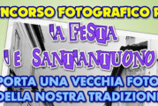 Concorso fotografico per 'A Festa 'e Sant'Antuono – Scadenza 07 Gennaio 2015