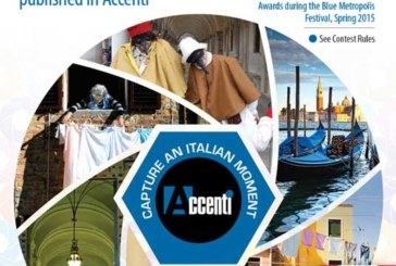 "Accenti ""Capture an Italian Moment"" Photo Contest – Scadenza 31 Gennaio 2015"