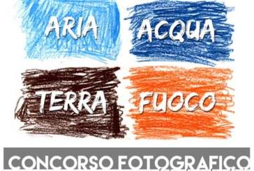 "Concorso Fotografico "" ARIA – ACQUA – TERRA – FUOCO "" – Scadenza 30 Gennaio 2015"