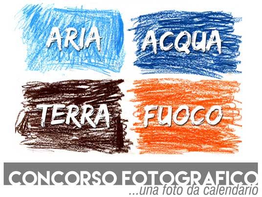 Acqua Aria Terra Fuoco
