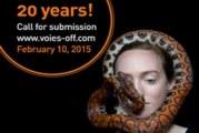 20 anni del Festival Voies Off – Call for submission – Scadenza 10 Febbraio 2015
