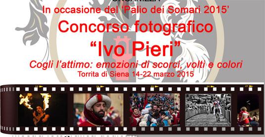 Concorso Fotografico Ivo Pieri