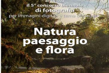 5° Concorso Biennale di Fotografia NATURA,PAESAGGIO E FLORA – Scadenza 30 Settembre 2015