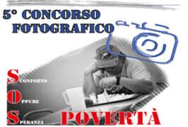 Concorso Fotografico S.O.S. Povertà Speranza O Sconforto – Scadenza 15 Maggio 2015