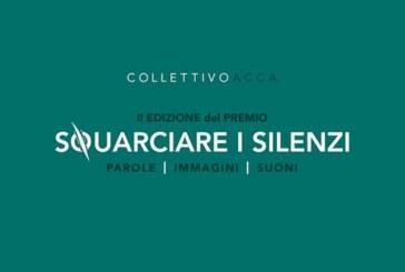Premio Squarciare i Silenzi 2015 – Scadenza 30 Marzo 2015