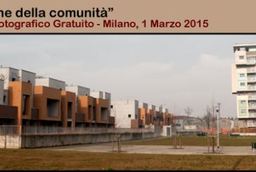 """""""La solitudine della comunità"""". Workshop fotografico Gratuito a Milano – 01 Marzo 2015"""