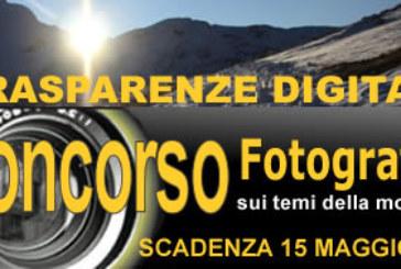 Concorso Fotografico Trasparenze Digitali – Scadenza 15 Maggio 2015