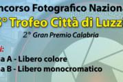 Concorso Fotografico Nazionale 5° Trofeo Città di Luzzi – Scadenza  Maggio
