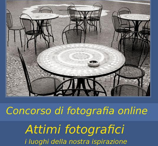 Concorso di fotografia online Attimi Fotografici