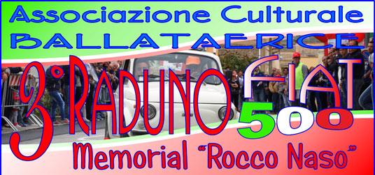 Concorso Fotografico Memorial Rocco Naso
