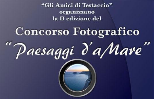 Concorso Fotografico Paesaggi d'aMare