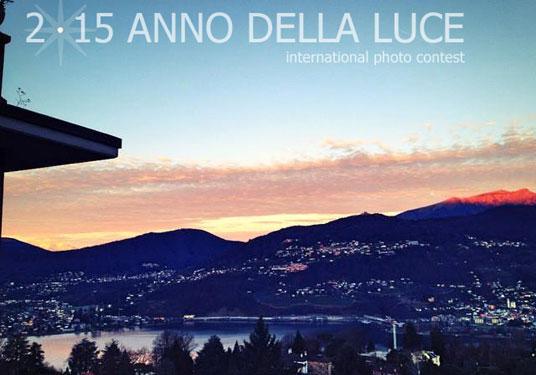 Concorso Fotografico 2015 Anno della Luce