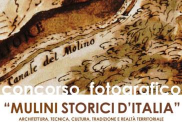 Concorso Fotografico Mulini storici d'Italia – Scadenza 15 Novembre 2015
