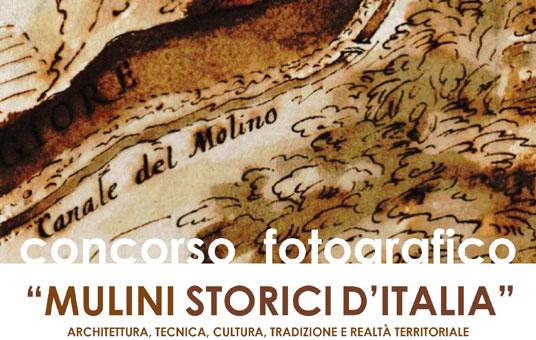 Concorso Fotografico Mulini storici d'Italia