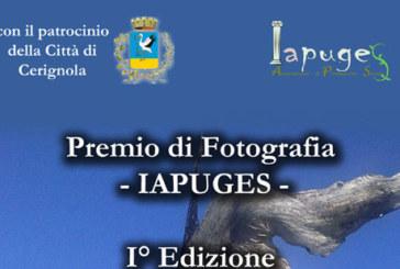 """Premio Nazionale di Fotografia """"IAPUGES"""" – Scadenza 13 Giugno 2015"""