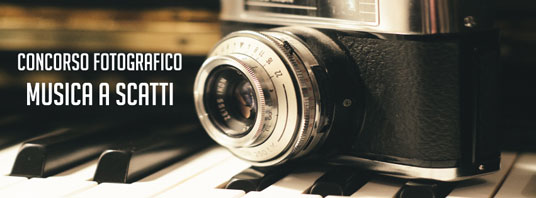 Concorso Fotografico Musica a Scatti