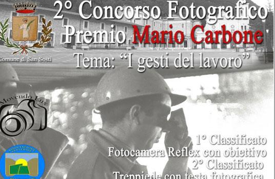 2° Premio Mario Carbone: I gesti del Lavoro