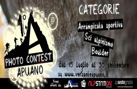 1° Photo Contest Apuano