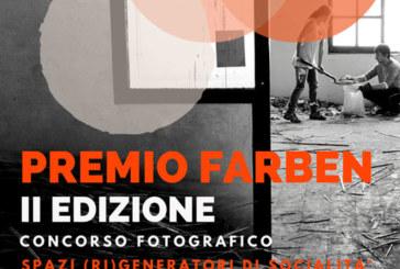 Premio Farben – Spazio Rigeneratori di socialità – Scadenza 25 Ottobre 2015