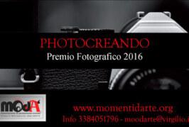 Concorso Fotografico Photocreando – Scadenza 15 Novembre 2015