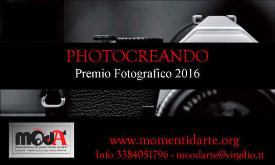 Concorso Fotografico Photocreando