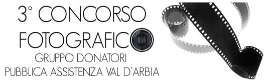3° Concorso Fotografico Gruppo Donatori Val d'Arbia