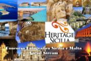 Concorso Fotografico Internazionale Sicilia e Malta Social Stream – Scadenza 30 Aprile 2016