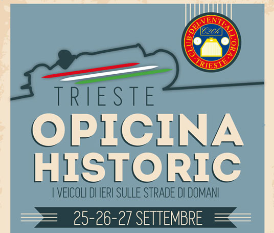 TRIESTE OPICINA HISTORIC