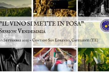 """""""Il Vino si mette in posa"""" -Session Vendemmia – Scadenza 18 Ottobre 2015"""