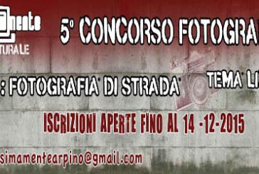 5° Concorso Fotografico – Fotografia di Strada – Scadenza 14 Dicembre 2015