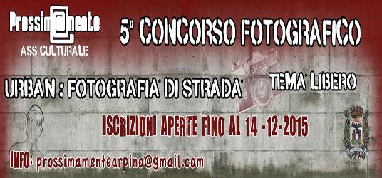 5° Concorso Fotografico - Fotografia di Strada