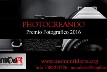 Photocreando 2016 – Scadenza 31 Dicembre 2015
