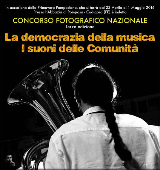 La democrazia della musica - I suoni delle Comunità