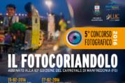 Il Fotocoriandolo 2016 – Scadenza 15 Febbraio 2016