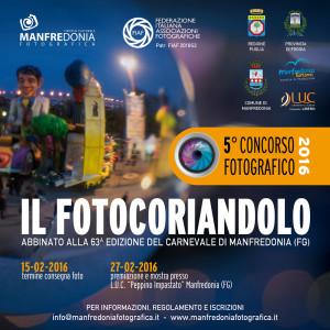 Il Fotocoriandolo 2016