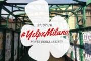 Yelp x Milano @Ponte degli Artisti – Scadenza 14 Febbraio 2016