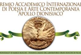 Apollo dionisiaco -Scadenza 03 Settembre 2016