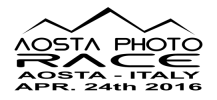 Aosta Photo Race