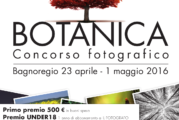 Concorso Fotografico Botanica – Scadenza 15 Aprile 2016