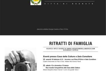 Concorso Fotografico Ritratti di Famiglia – Scadenza 03 Aprile 2016