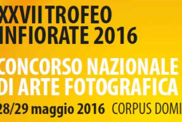 XXVII TROFEO INFIORATE 2016 – Scadenza 25 Giugno 2016