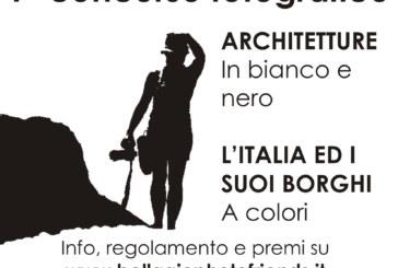 Architetture in bianco e nero, L'Italia ed i suoi borghi a colori – Scadenza 15 Luglio 2016