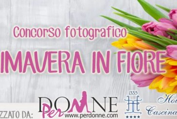 Concorso Fotografico Primavera in fiore – Scadenza 25 Maggio 2016