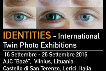 """Identities"" – International twins photo exhibitions – Scadenza 31 Agosto 2016"